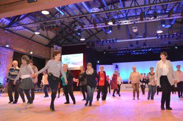 Erlebnis Tanz: Senioren eröffnen Festival