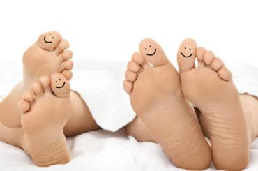 Alles Gute für die Füße: Einlagewoche bei BRANDvital