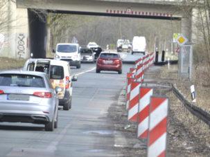 Hagener Straße wird gemacht – Vollsperrung hinterm Schützenhof