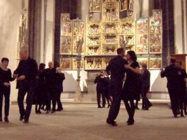 Der göttliche Tanz: Tango in St. Viktor