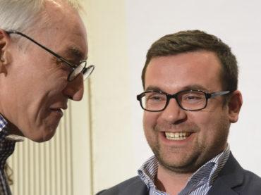 Dimitrios Axourgos ist Schwertes neuer Bürgermeister