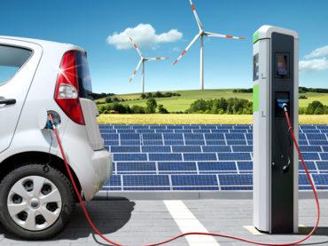Autofahren mit der Energie der Sonne