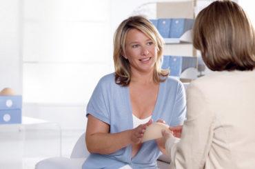 Breast-Care-Woche im Sanitätshaus BRANDvital.