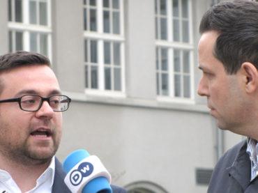 Staatspräsident Pavlopoulos gratuliert Dimitrios Axourgos