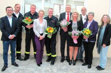 Stadt Schwerte: Zwei Abschiede und vier Jubilarehrungen