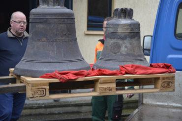 Glocken aus Schwerte läuten demnächst in der Woseriner Kirche