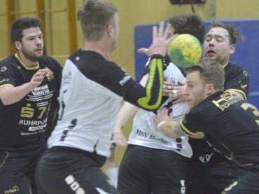 Wieder ein schicksalsträchtiges Spiel für die HSG: Eintracht Hagen kommt
