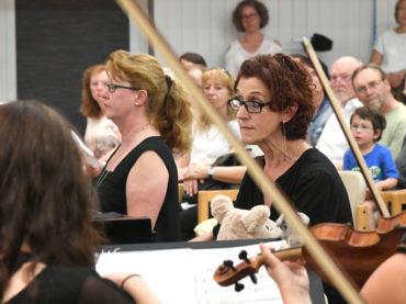 Judith Babilon-Giersch und ihr musikalischer Abschied