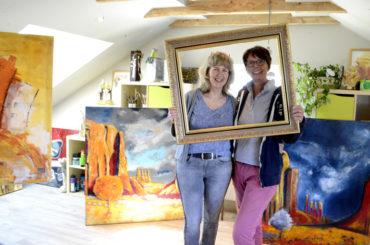 Creativ Ambiente – Eine spannende Ausstellung unterm Dach