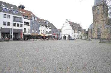 Verkaufsoffen und kulinarisch: Der Marktplatz wird am 6. Mai zur Speisetafel