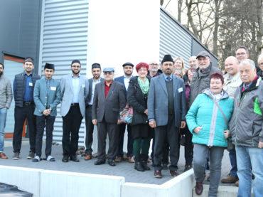 Geisecker CDU besucht Salam Moschee