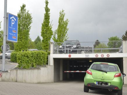 Parkhaus an der Bethunestraße soll 109 Autos mehr fassen