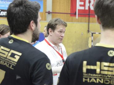 Mischa Quass bleibt Trainer der HSG