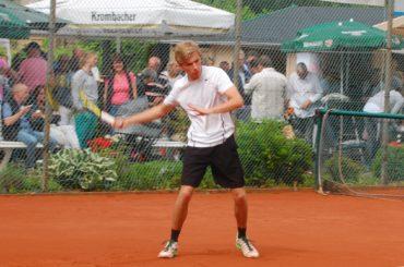 Am Samstag und Sonntag  werden die diesjährigen Schwerter Tennis-Stadtmeister gesucht