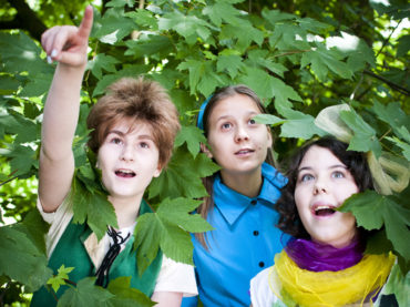 Theater am Fluss: Mit Peter Pan nach Nimmerland