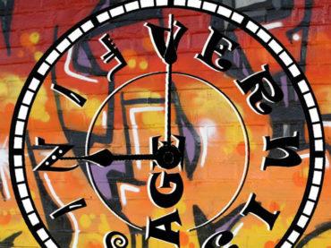 Graffitikunst live und dokumentiert