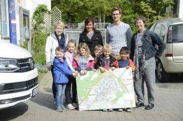 Die Stadtteilkonferenz im Visier: Mit Kindern unterwegs in Westhofen