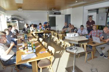 VfL und Holzpfosten eröffnen die Fußball-Stadtmeisterschaft