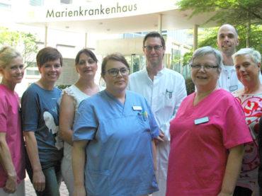 10 Jahre: Erfolgreiche Behandlungskette gegen Brustkrebs
