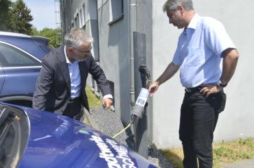 Elektromobilität: In Schwerte hat die Zukunft begonnen