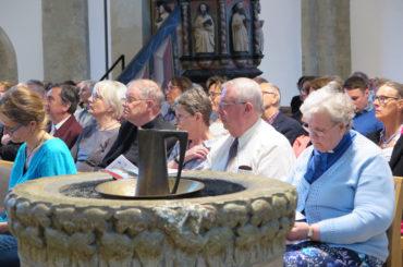 Festgottesdienst in St. Viktor: Die Partnerschaft lebt