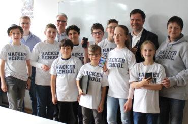 Hacker School: Programmieren nach Schulschluss