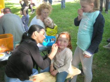 Spielplatzfest im Immenweg