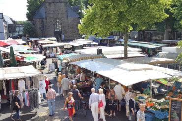 Schwerter Wochenmarkt: Holtmanns bringen ihr Konzept in Erinnerung