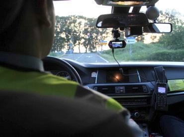 """Polizei setzt Kameras im Kampf gegen """"Rettungsgassenblockierer"""" ein"""