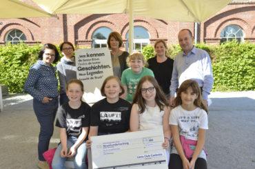 Lionsdamen spenden 980 Euro für die Ruhrstadtkinder