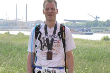 Eine Tortour mit Glückshormonen: Jens Tekhaus läuft über 161 Kilometer auf Platz 7