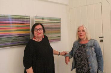 """Zwischenraum Ateliers: Ausstellung """"Irgendwas mit Farbe"""""""