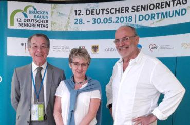 Neu im GMZ: Auf Schusters Rappen bis ins hohe Alter