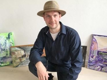 """Kunst-Workshop """"Pleinair-Malerei"""" mit Matvey Slavin"""