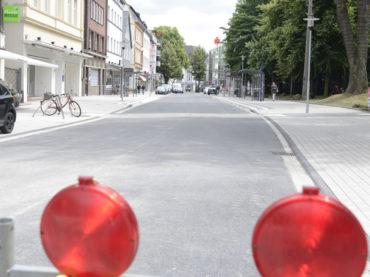 Bahnhofstraße: Grüne machen den Bürgermeister verantwortlich – SPD reagiert scharf