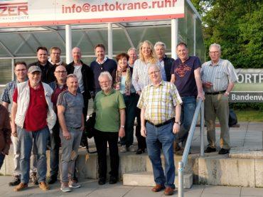 CDU auf Besuch beim Geisecker SV