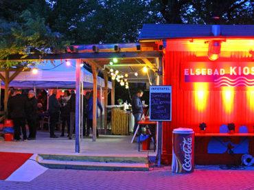 Sommernacht mit Cocktailparty