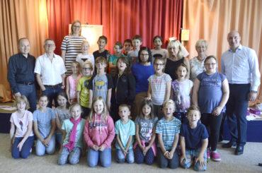 Das große Kinderliteraturprojekt mit Emil Flinkefinger