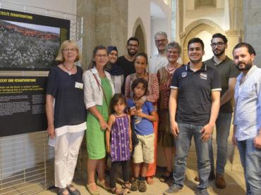 Menschen auf der Flucht: Ausstellung in St. Viktorkirche