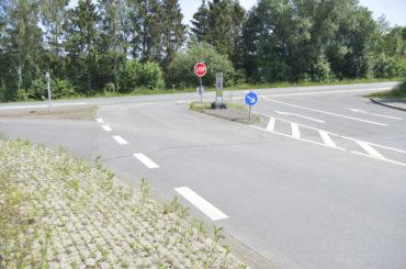 CDU besucht Dreku – und hat jetzt eine Gehwegsituation im Visier
