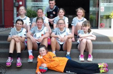 Jugendhandball: D1-Mädchen der Ruhr Füchse in Form
