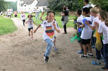 Heideschule: Rundenrennen für Spielhaus und Kinderhospiz