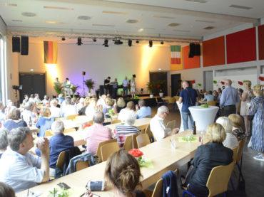 Italienisches Flair bei den Rotariern: FBG Halle als italienisches Restaurant