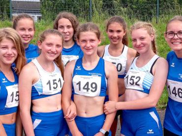 Leichtathletik: Zwei Titel für die LG auf Südwestfalenmeisterschaft