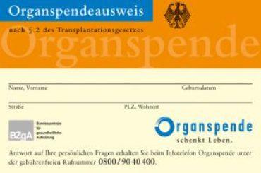 FDP-Ratsfrau Renate Goeke bringt das Thema Organspende in die Ratssitzung
