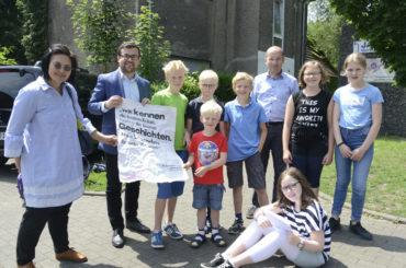 Rohrmeisterei macht's möglich: Die Ruhrstadtkinder haben ein Zuhause