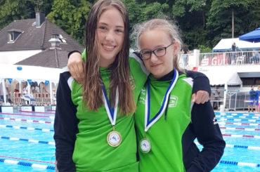 Schwimmen: Medaillenregen für die SGE Ergste