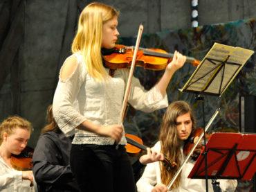 Jugendkammerorchester mit Klassik-Highlights