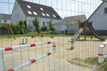 Spielplatz Sachsenweg auf unbestimmte Zeit gesperrt – Auch in Ergste ist ein Spielplatz dicht