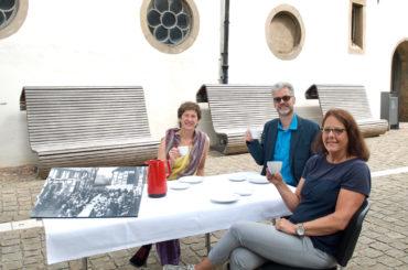 Alle an einen Tisch: Bürgerstiftung St. Viktor lädt Menschen an die lange Tafel